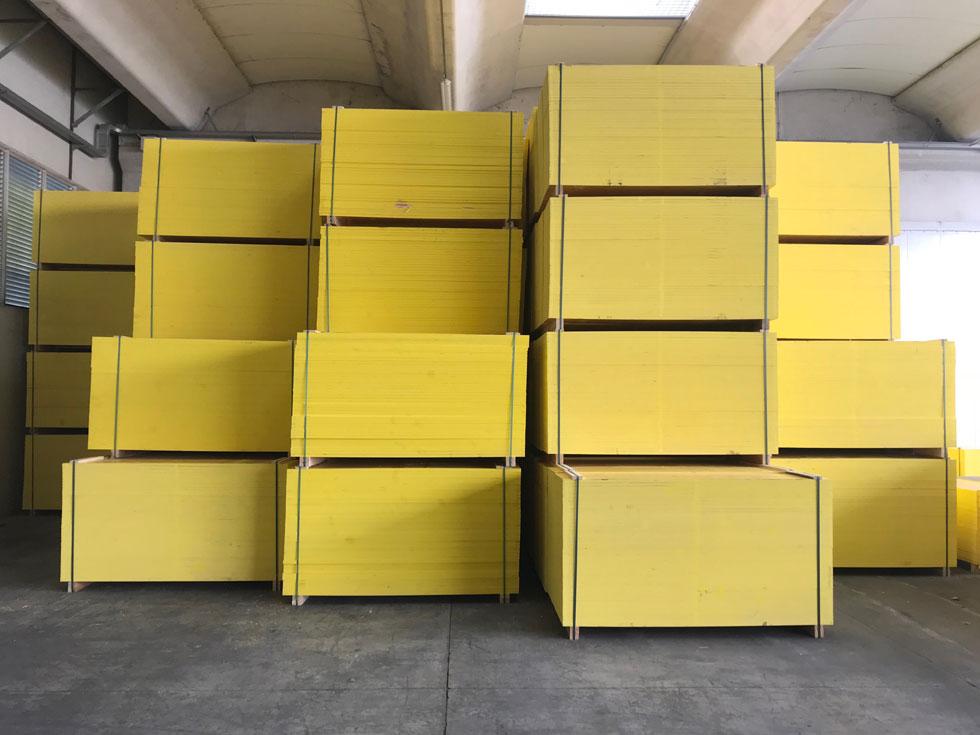 GBM - Paneles para encofrados