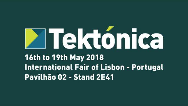 Tektonica 2018, Lisboa 16 - 19 de maio