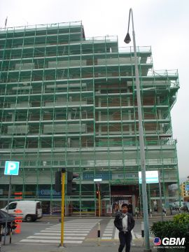 RESTRUCTURING WITH SCAFFOLDING 1
