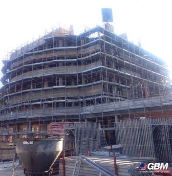 MILAN RESIDENTIAL BUILDING 1