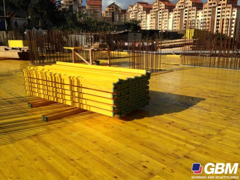 H20 BEAMS AND YELLOW PANELS GBM IN ALGERI WORKSITE 8