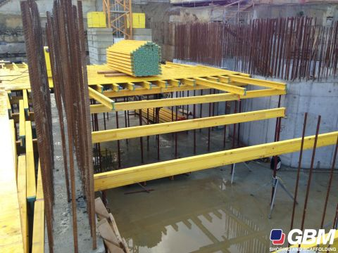 H20 BEAMS STOCK IN ALGERIA WORKSITE 4