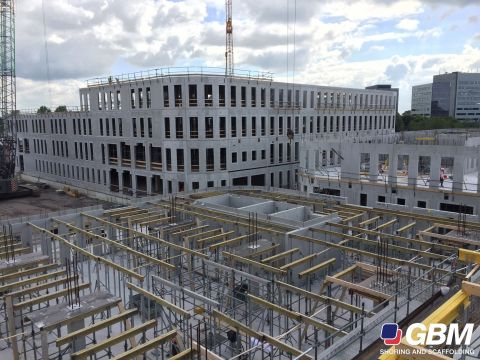 CANTIERE OSPEDALE EINDHOVEN 1
