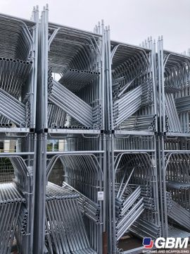 GALVANIZED PIN-TYPE SCAFFOLDING 2