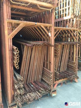 USED CTS PIN-TYPE SCAFFOLDING 1