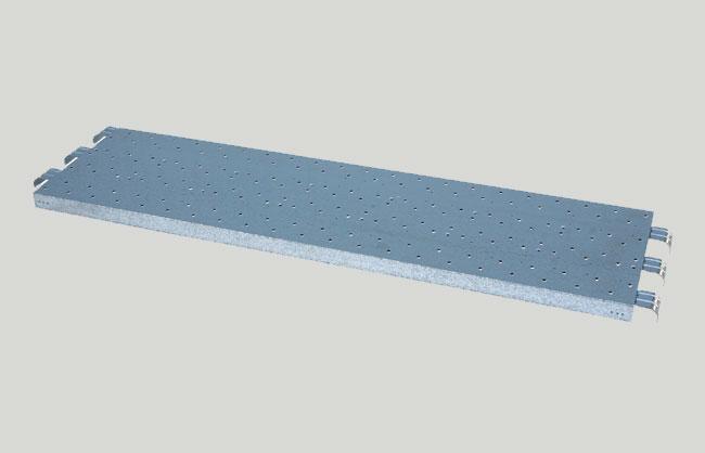 Pin scaffolding platform