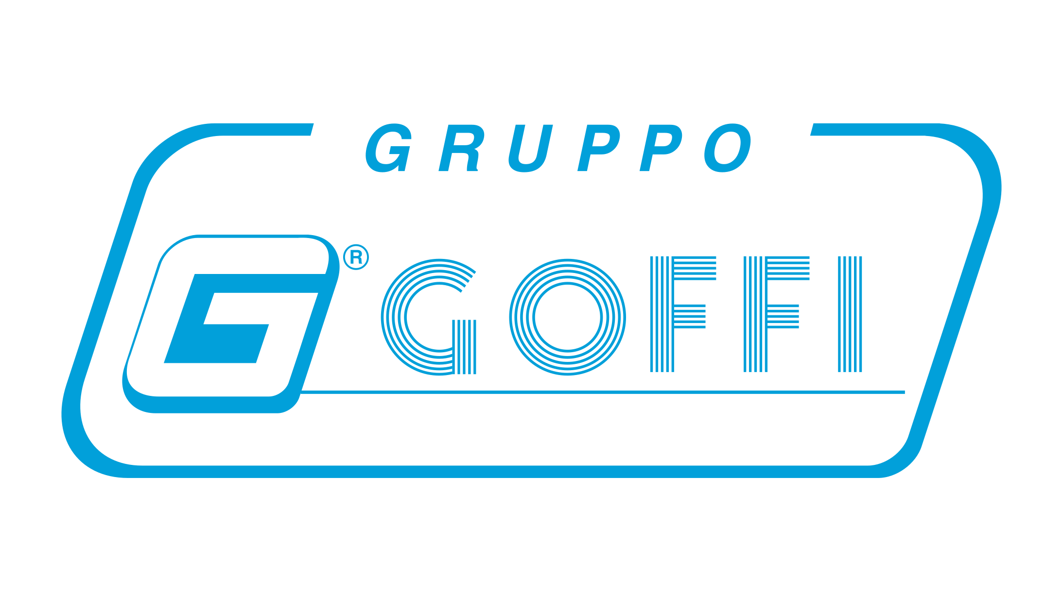 Evolution of the logo - Goffi Company Logo