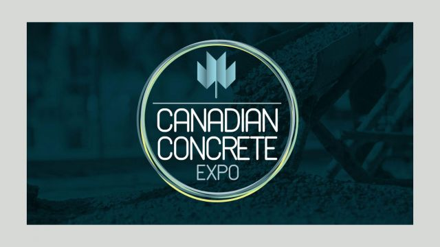 Canadian Concrete Expo 2019 - 6 - 7 february 2019