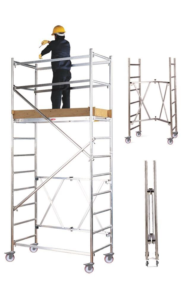 Mobile scaffolding HOBBY - GBM