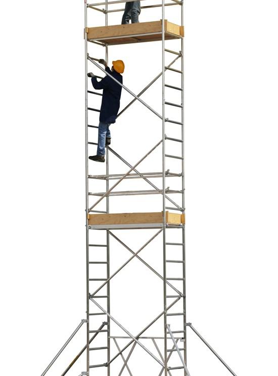 GBM - Mobile scaffolding GBM
