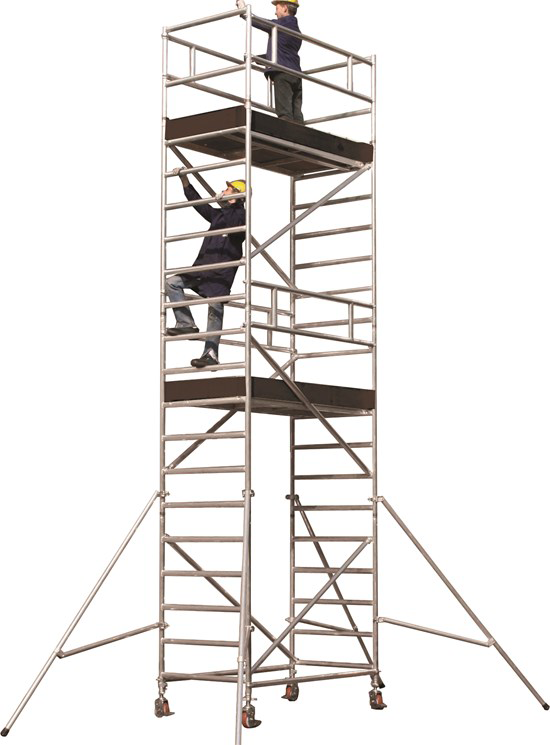 Mobile scaffolding Pro - GBM