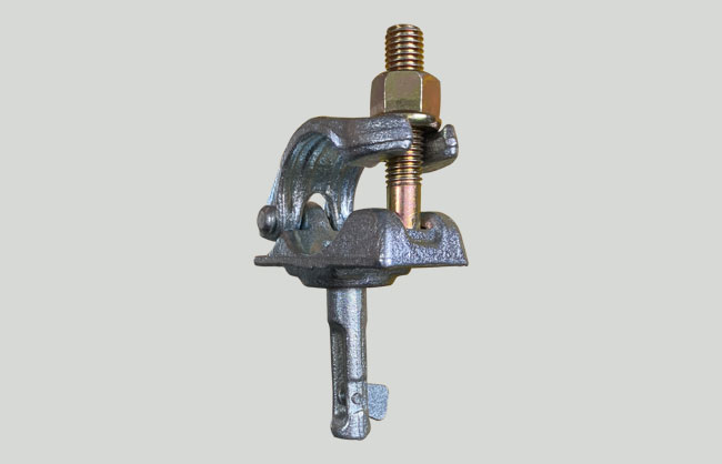 Simple coupler with pin