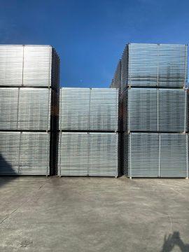 Planchers galvanisées 1
