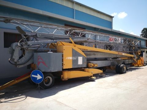 CRANE FM RB 1030 I - JIB ARM 30m - YEAR 2005