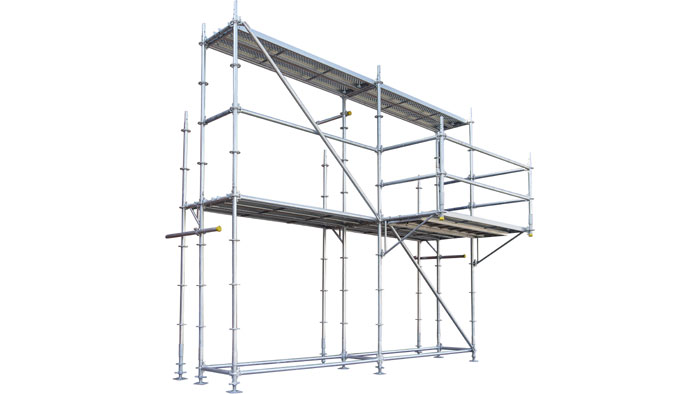 Multidirectional scaffolding