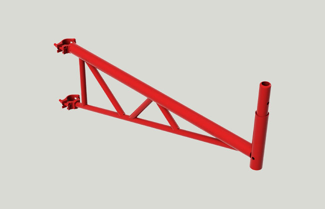 Pin scaffolding 105 cm external bracket
