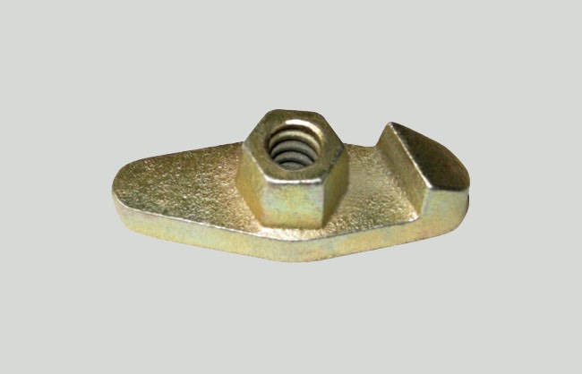 Tie nut for formwork