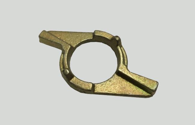 Sganciatore rapido per puntello in acciaio zincato