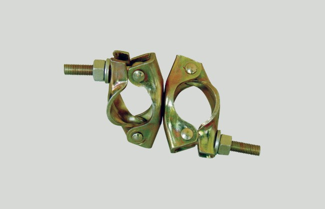 Swivel coupler british type